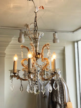 Load image into Gallery viewer, Mother Maria Theresa 5 Arm Chandelier