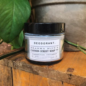 Cannon Street Natural Deodorant