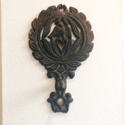 Antique German Key Holder