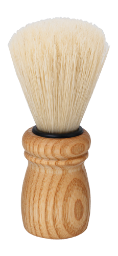 Barber Shaving Brush Natural Materials Redecker The Pale Blue Dot