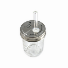 Load image into Gallery viewer, Enviro Lid Mason Jar Drinking Lid