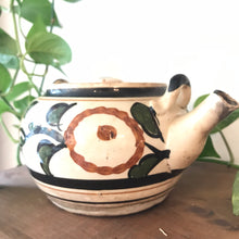 Load image into Gallery viewer, Antique Hand-painted Tea Pot