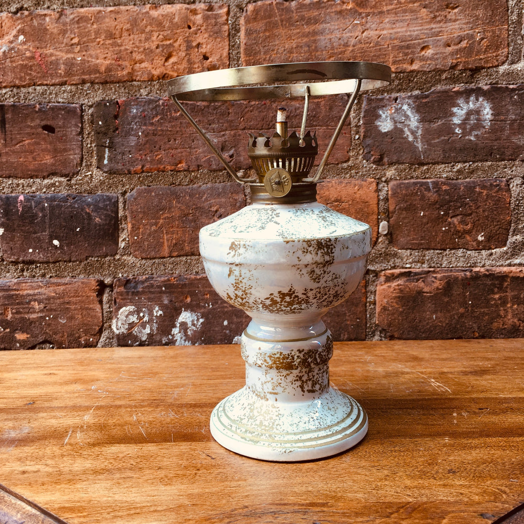 Ceramic Kerosene Lamp
