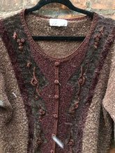 Load image into Gallery viewer, Cozy Brown Sweater