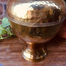 Load image into Gallery viewer, Stunning Large Brass Lidded Urn