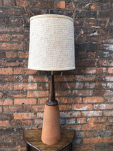 Load image into Gallery viewer, Kickass Vintage MCM Lamp