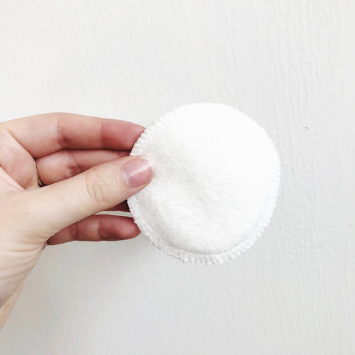 Cotton & Hemp Makeup Removal Pads