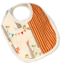 Load image into Gallery viewer, Organic Cotton Baby Bib