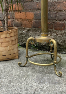 Incredible Brass Valet Butler Stand