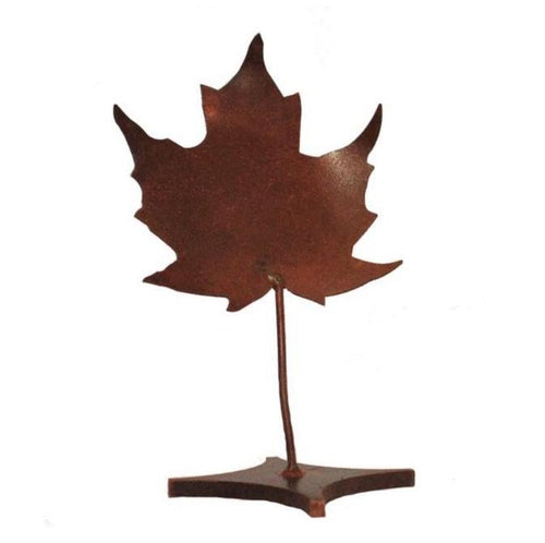 Artisan Metal Maple Leaf