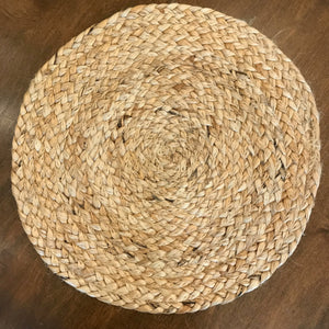 Set of 4 Handbraided Jute Placemats