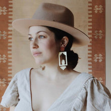 Load image into Gallery viewer, La Ventana Earrings
