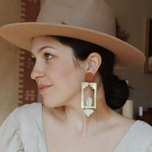 La Ventana Earrings