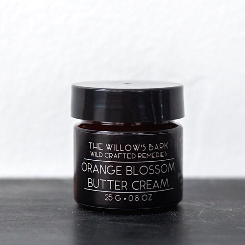 Orange Blossom Facial Cream Butter Cream