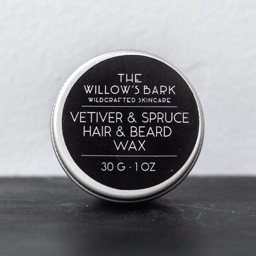 Vetiver & Spruce Hair and Beard Wax