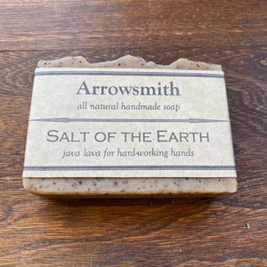 Salt of the Earth Soap