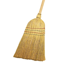 Rice Straw Broom