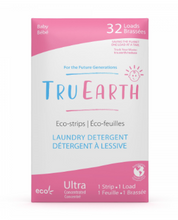 Load image into Gallery viewer, Tru Earth (Baby) Laundry Strips