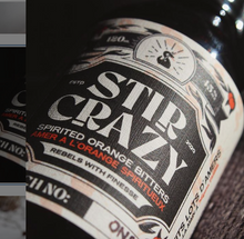 Load image into Gallery viewer, Stir Crazy Spirited Orange Bitters [Locally Made]