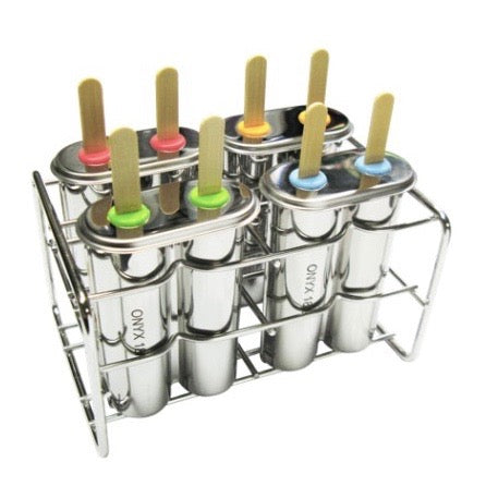 Double Stainless Steel Popsicle Mold