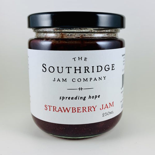 Ontario Strawberry Jam