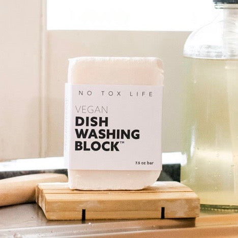 Dishwashing Soap Block