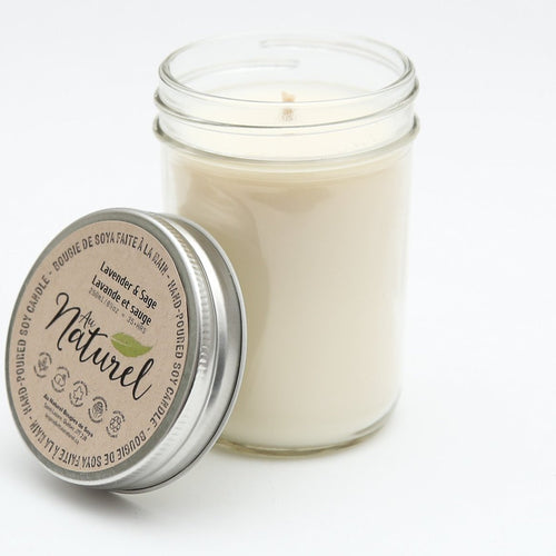 Vanilla Soy Candle