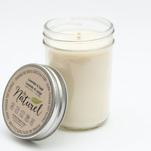 Ginger Chai Soy Candle