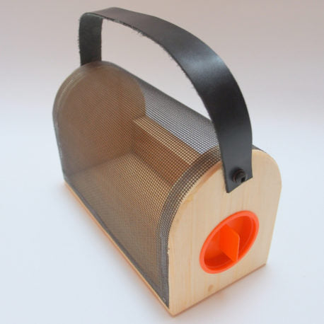 Wood Bug Box