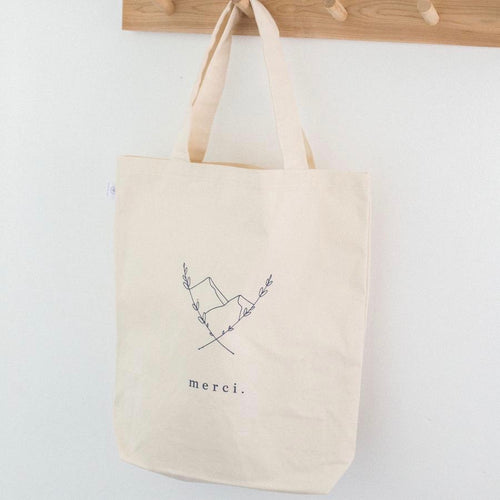 Merci Cotton Tote