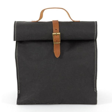 Lunch Bag Short Strap Black
