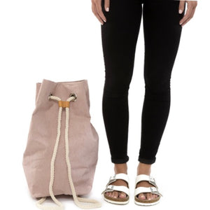 Capri Yoga Bag Rose
