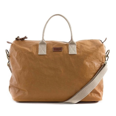 Roma Travel Bag Camel