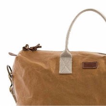 Load image into Gallery viewer, Roma Travel Bag Camel