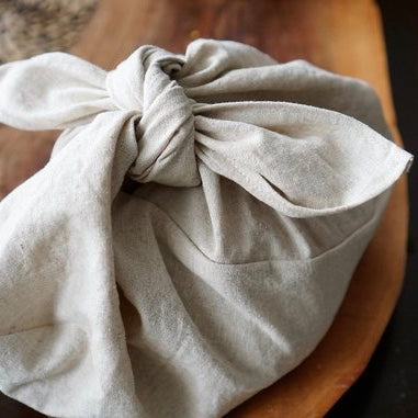 Pre-Order/BACK SOON Linen Bento Snack Bag