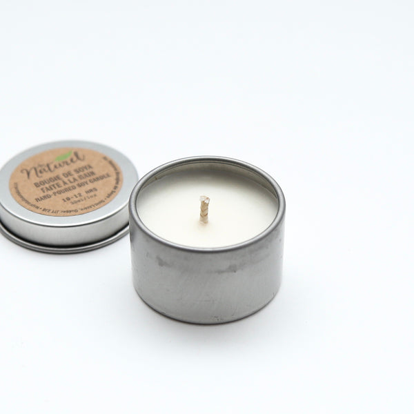 Mini Soy Candle - Baked Apple Pie