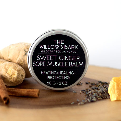 Sweet Ginger Sore Muscle Balm
