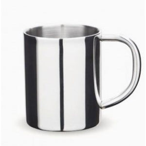 8oz Stainless Steel Double Walled Mug