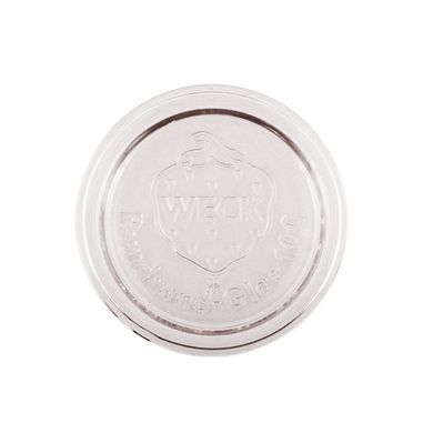 Glass Lid for Weck Jars
