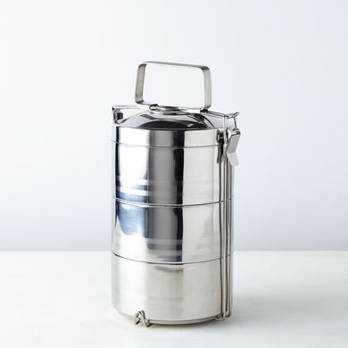 3 Tier Stainless Steel Tiffin Food Container