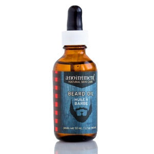 Natural Woodland Beard Oil