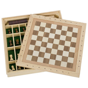 Chess 3 in 1 Set