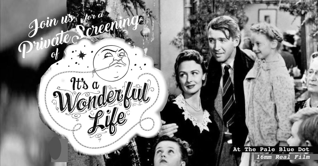 Movie Night: It's a Wonderful Life [Nov 27]