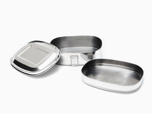 Stainless Steel 2-Layer Sandwich Box