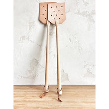 Load image into Gallery viewer, Leather Fly Swatter