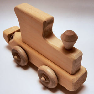Wood Train Engine Whistle