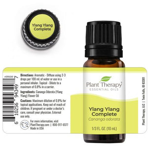COMING SOON: Ylang Ylang Complete Essential Oil 10ml