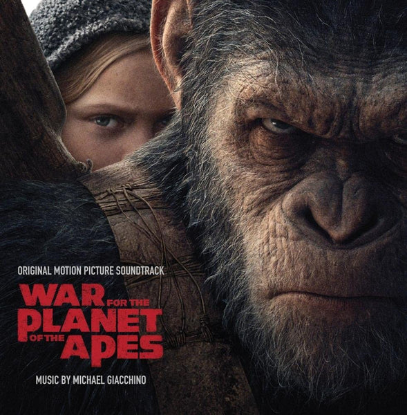 Michael Giacchino - War For The Planet Of The Apes (OST)