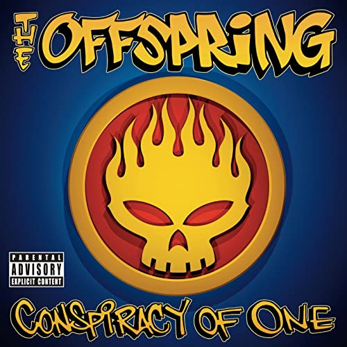 The Offspring - Conspiracy Of One (20th Anniversary Deluxe Edition)