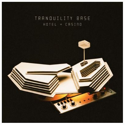 Arctic Monkeys - Tranquility Base Hotel + Casino (LRSD 2020)